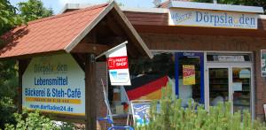 Unser Dorfladen-Domizil 2001-2011